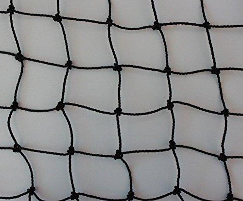 Pieloba Katzenschutznetz Meterware Breite 3 m Masche 3 cm Katzennetz Balkonnetz