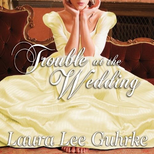 Trouble at the Wedding cover art