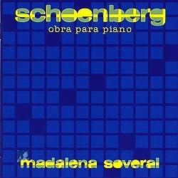 Schonberg pièces pour Piano [Import USA]