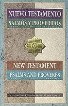 NVI / NIV Spanish/English New Testament Psalms/Proverbs (Multilingual Edition)