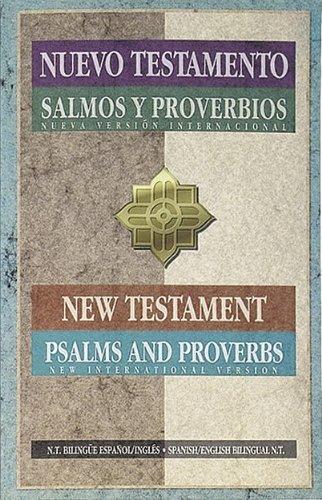 Spanish/English New Testament Psalms/Proverbs-PR-NVI/NIV