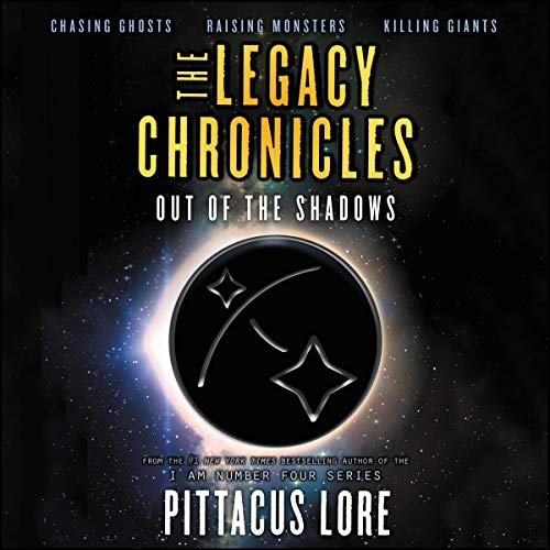 The Legacy Chronicles: Out of the Shadows  By  cover art