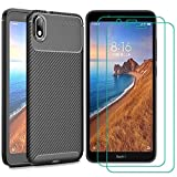 AOYIY For Xiaomi Redmi 7A Case And Screen Protector,[3 in