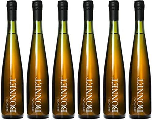 6x Riesling Auslese 1991 - Weingut Wilhelm Bonnet, Rheingau - Weißwein