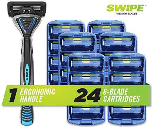 9. Swipe 6-Blade Razor Kit