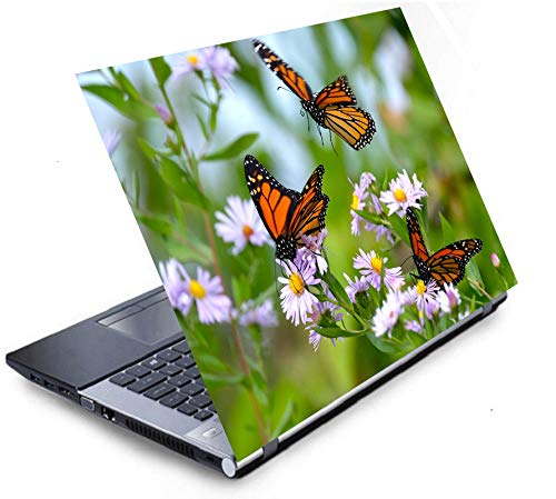 BOTANIX Laptop Skins/Sticker/Vinyl/Cover 14 - inches HD Quality Decal Fits Dell,Hp,Lenovo,Toshiba,Acer,Asus and for All Models Upto 14 inches (Multicolor) GQ298