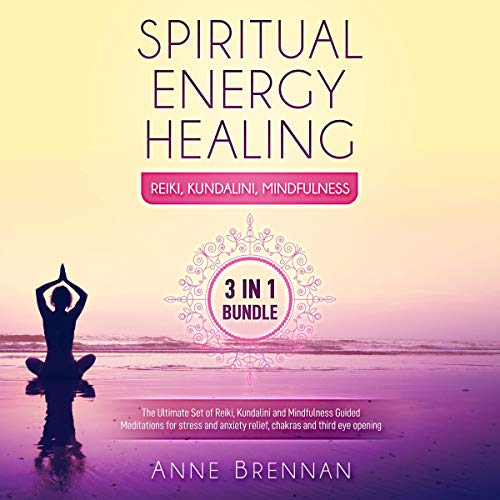 Spiritual Energy Healing  By  cover art
