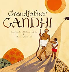 Grandfather Gandhi on book list