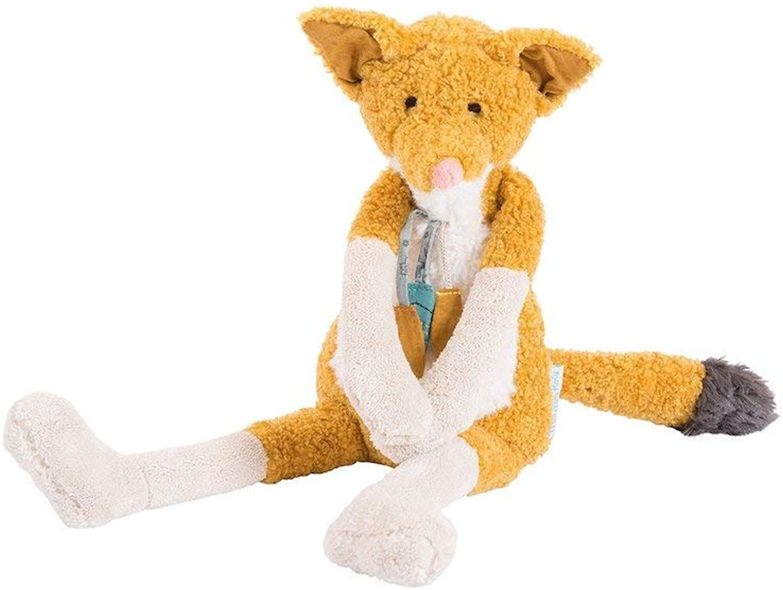 Moulin redy  Le Voyage D'Olga 14.5  Plush  Petit Chausette The Little Fox