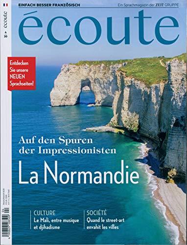 """Écoute - Französisch lernen 4/2020 \""""La Normandie\"""""""