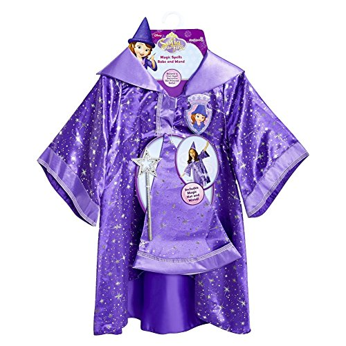 Magic Spells Robe and Wand