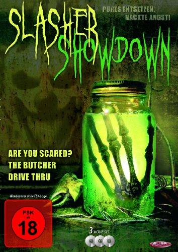 Slasher Showdown (3 DVDs)
