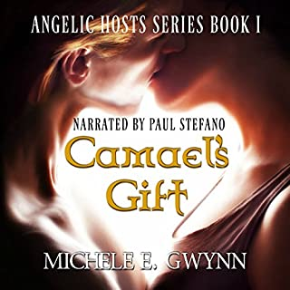 Camael's Gift audiobook cover art