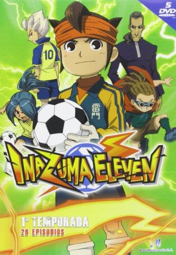 Inazuma Eleven - Temporada 1 *** Europe Zone ***