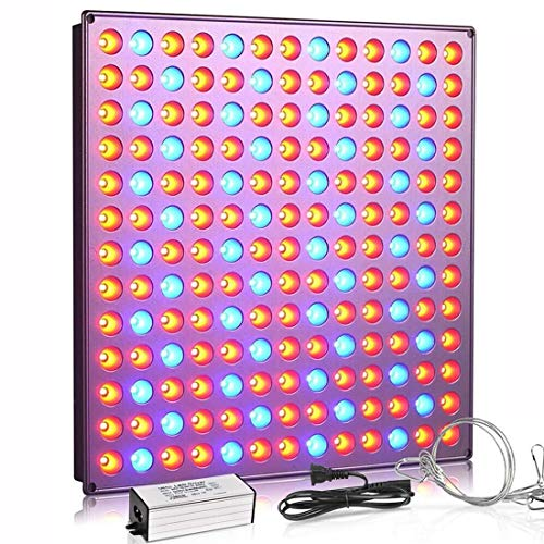 LED Grow Light, Roleadro 75W Grow Light for Indoor Plants Full Spectrum Plant Light for Seedling,...