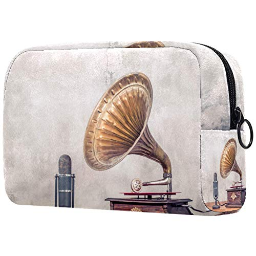 Kit de Maquillaje Neceser Makeup Bolso de Cosméticos Portable Organizador Maletín para Maquillaje...