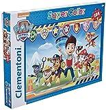 Clementoni Paw Patrol Super Patrulla canina Puzzle, 104 piezas, color/modelo surtido, (27945)