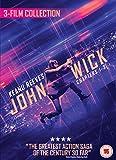 John Wick 1/2/3 Triple Boxset (3 Dvd) [Edizione: Regno Unito]