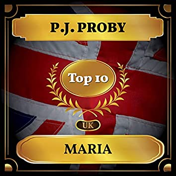Maria (UK Chart Top 10 - No. 8)