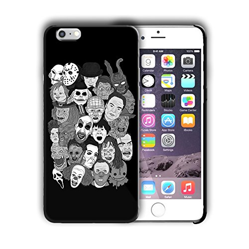 Halloween design for Iphone 7 / Iphone 8 (4.7in) Hard Case Cover (halln13)