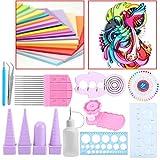 Sugoyi Langlebiges Quilling für langlebiges Papier für DIY Paper Craft Best Gift