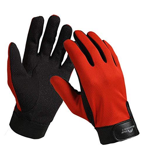 Guantes de ciclismo, adecuados para primavera, verano y otoño Los guantes son...