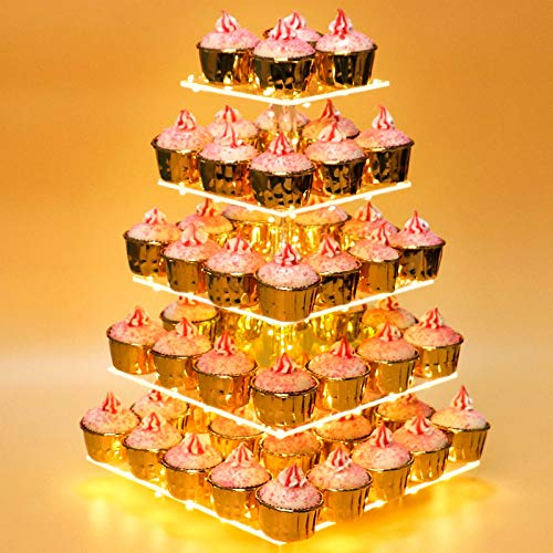 100 count cupcake stand - 3