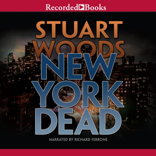 New York Dead  By  cover art