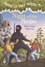Night of the Ninjas [MTH #05 NIGHT OF THE NINJAS]