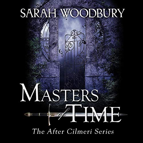 Masters of Time audiobook cover art