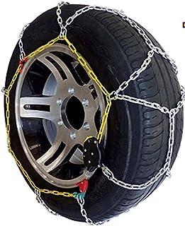 PICOYA Cha/îne /à Neige Ideal ABS n/°18 pour la Taille 235//60-18