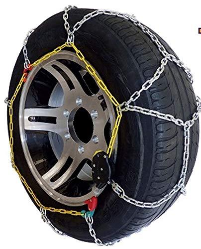 PICOYA Chaîne à Neige Ideal TR SUV Automatique n°112SP1 pour 295/25-21 Spécial SUV | 4X4