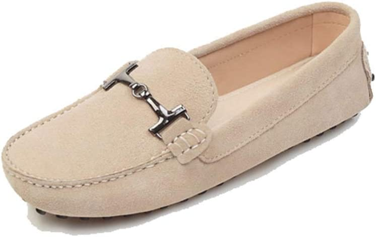 Dancing Shoes Ladies Women's Some reservation Casual Max 77% OFF Buckle Metal Slip-on Walking