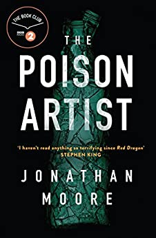 The Poison Artist by [Jonathan Moore]