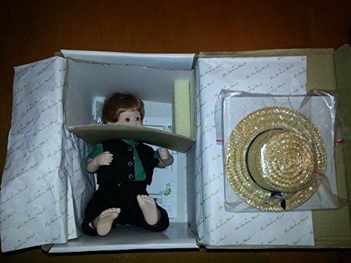 Danbury Mint Samuel Porcelain Doll By Fayzah Spanos