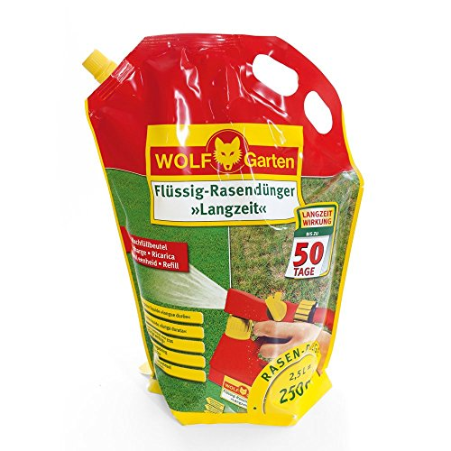 WOLF-Garten - Flüssig-Rasendünger »Langzeit« LL 250 R; 3845030