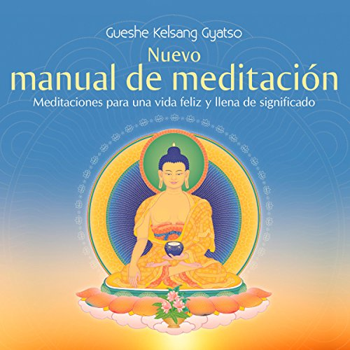 Nuevo manual de meditación [New Meditation Manual] audiobook cover art