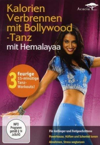 Kalorien verbrennen mit Bollywood-Tanz mit Hemalayaa