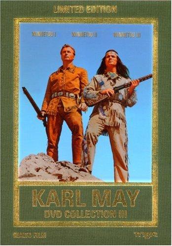 Karl May Box III - Winnetou reitet wieder (3 DVDs)