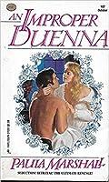 Improper Duenna (Harlequin Regency Romance, No 107) 0373312075 Book Cover