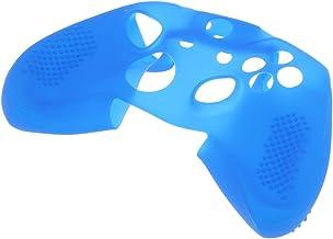 Homyl Capa protetora macia para controle Microsoft Xbox One Slim – Azul, conforme descrito