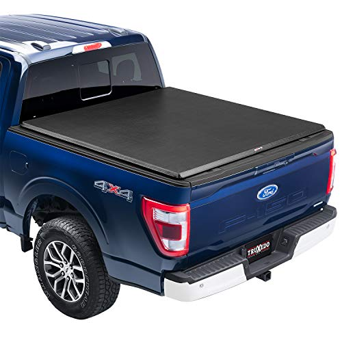 "TruXedo Truxport Soft Roll Up Truck Bed Tonneau Cover | 297701 | fits 2015 - 2021 Ford F-150 5' 7"" Bed (67.1"")"