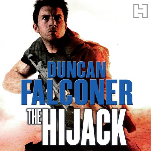 The Hijack audiobook cover art