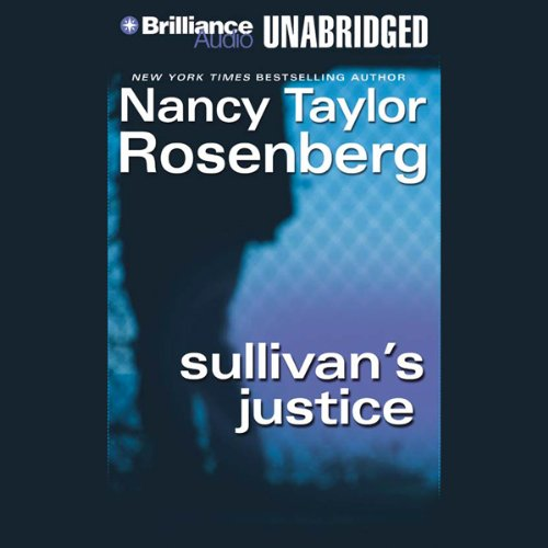 Sullivan's Justice audiobook cover art