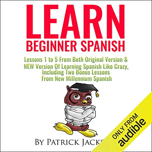 Learn Beginner Spanish Titelbild