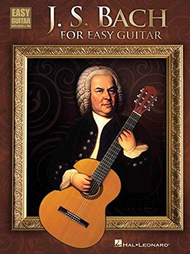 J.S. Bach for Easy Guitar: Noten für Gitarre