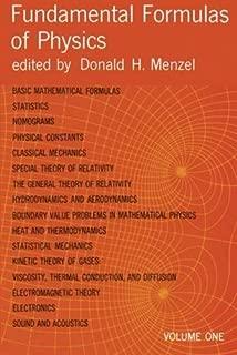 Best physics chapter 1 formulas Reviews