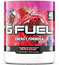 G Fuel Fazeberry Tub 40 Servings Elite Energy and Endurance Formula Estimated Price : £ 44,30