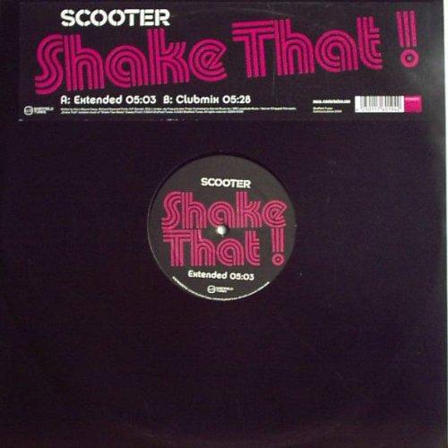 Scooter - Shake That! - Sheffield Tunes - 015760-0 STU