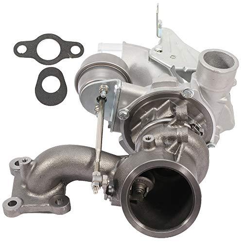 ECCPP Turbo Turbocharger Fits 12-15 Ford Explorer 13-15 Ford Focus 12-13 Volvo S60 Compatible with 53039880271 7147885001S 5303-988-0271 53039700271 CB5E-6K682BA CB5E6K6BA Turbocharger